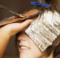 Мелирование волос видео мастер класс
