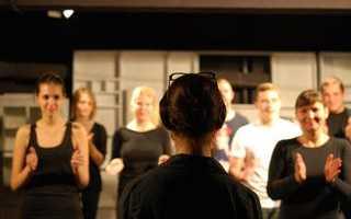 Актерское мастерство обучение в москве