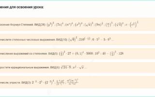 Алгебра онлайн обучение
