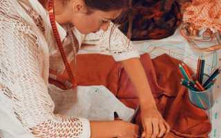 Курсы шитья из кожи