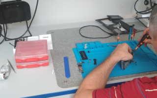 Курс по ремонту сотовых телефонов