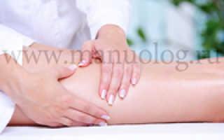 Обучение антицеллюлитного массажа