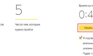Яндекс маркет обучение
