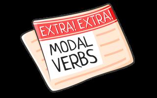 Модальные глаголы в английском языке видеоуроки
