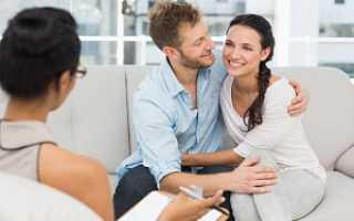 Курс семейной психологии
