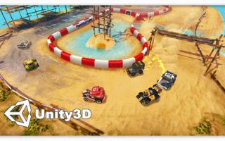 Как сделать онлайн игру на unity3d