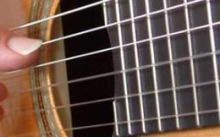 Гитара мастер класс видео