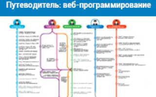 Обучение web программированию