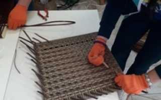 Курсы плетения из лозы в спб